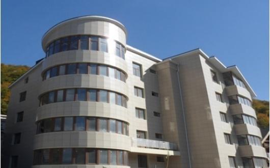 жилой комплекс в Красной Поляне