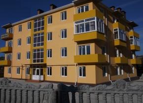 Комплекс жилых домов на ул. Петрозаводская