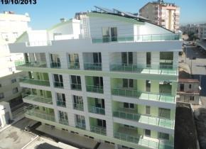 Комплекс квартир гостиничного типа (по инфраструктуре)