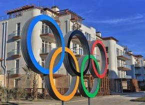 Объекты Олимпийского парка в Сочи