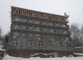 Клубный дом на Макаренко