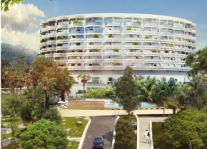 Апарт-отель Adagio Le Rond Sochi (Апарт отель Адажио Ле Ронд)