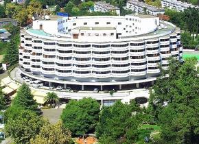 Апарт-отель Adagio Le Rond Sochi (АП Олимпик)