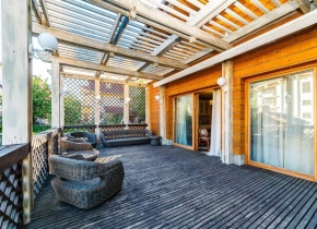 Дом 138 м² на участке 7.50 соток