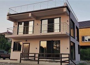 Дом 211.4 м² на участке 11 сот.