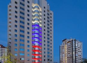 Комплекс апартаментов Олимпийский
