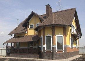 Дом 250 м² на участке 10 сот.