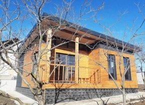 Дом 70 м² на участке 4.5 сот.