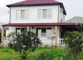 Дом 128 м² на участке 9 сот.