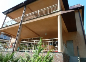 Дом 156 м² на участке 12.00 соток