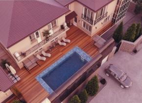Дом 481 м² на участке 9.00 соток