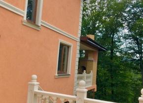 Дом 250 м² на участке 10.00 соток