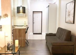 1-к квартира 31.40 м², 3/4 эт.